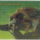 Power Rangers Magic Morpher #9 Sabertooth Tiger Chase Card