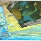 Reboot Fleer Holoblast #1 Chase Card Enzo and Megabyte