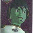 Reboot Chromium Card #8 Rocket Attack Dot