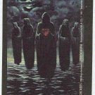 Rock Cards 1991 Rare Sticker Art Card Souls Of Black