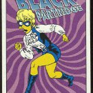 Simpsons 1994 Radioactive Man #R5 Black Partridge Card