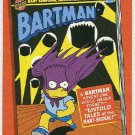 Simpsons 1994 Bartman #B8 Chase Card Tales Of Bart-Signal