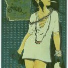 Tank Girl 1995 #4 Magnachrome Embossed Foil Chase Card