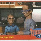 Thunderbirds 2001 #P1 Promo Trading Card