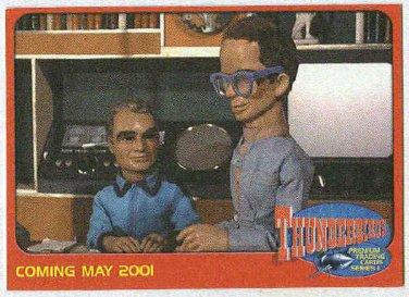 Thunderbirds 2001 #P1 Promo Trading Card