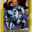Ultraverse 1993 #S1 Star Rookie Card The Night Man