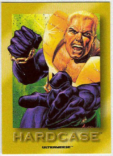 Ultraverse 1993 #R3 Rookie Hardcase Chase Trading Card