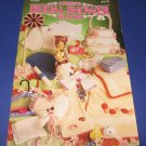 Annies Bridal Shower Book crochet leaflet 87S51