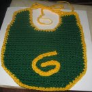 Green Bay Packers Baby Bib