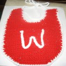 University of Wisconsin Badgers Baby Bib