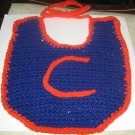 Chicago Bears Football Baby Bib