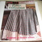 Leisure Arts Leaflet  2852 Cozy Collection 8 afghans by Eleanor Albano