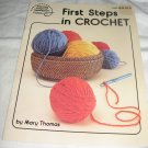 American School of needlework First steps in Crochet  5101
