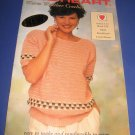Red Heart Warm Weather Crochet Article J12