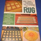 So you want to make a rug American Thread Star Book no 197