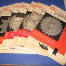 Workbasket magazines lot of 7 1958
