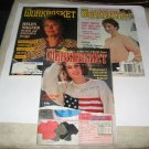 Workbasket magazines 3 issues  1991