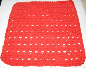 How to Knit Dish Cloth Patterns in Two Colors.