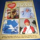 Leisure Arts Leaflet 2954 One Skein Bazaar