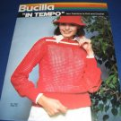 Bucilla in tempo yarn fashions to knit and crochet no 3203