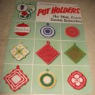 Star Potholder book no 101 American Thread Company