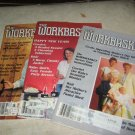 Workbasket magazines 3 issues  1987