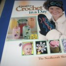 Creative Crochet in a Day The Needlecraft Shop crochet patterns