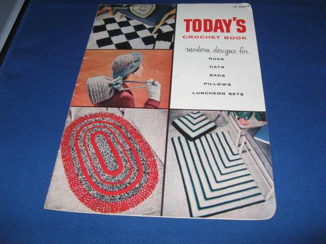Todays Crochet Book Star Book no 15 crochet pattern