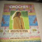 Crochet by James Walters and Sylvia Cosh Crochet Book