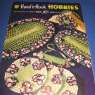 Hand in Hook Hobbies J & P Coats book 279 crochet pattern