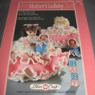 Mothers Lulllaby doll dress Fibre Craft Crochet Booklet