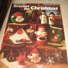 Leisure Arts 81 Crochet for Christmas crochet patterns
