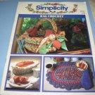 Simplicity Rag Crochet 3730