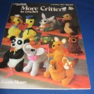 Leisure Arts 167 More Critters to crochet