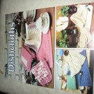 Leisure Arts No. 2077 Dishcloths crochet patterns