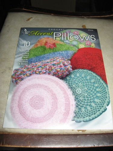 Annies Attic Accent Pillows crochet patterns 874153