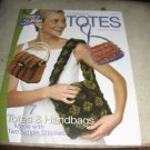 Annies Attic Terrific Totes crochet patterns 873710