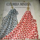 Afghans Columbia Minerva vol. 722 crochet patterns