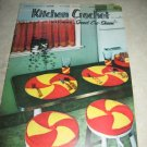 Kitchen Crochet 304 Coats and Clark crochet patterns