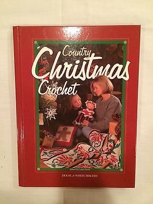 Country Christmas Crochet House of White Birches crochet patterns