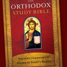 The Orthodox Study Bible (hardcover)