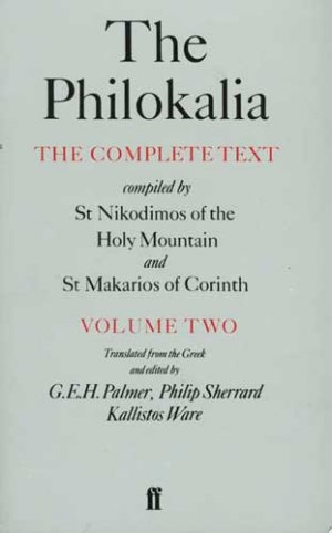 Philokalia - Volume 2