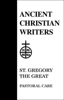 Pastoral Care - Gregory the Great