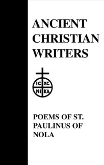 Poems - Paulinus of Nola