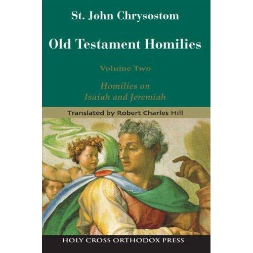 Old Testament Homilies (Volume 2) - John Chrysostom