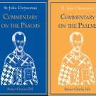 Commentary on the Psalms (2 Volumes) - John Chrysostom