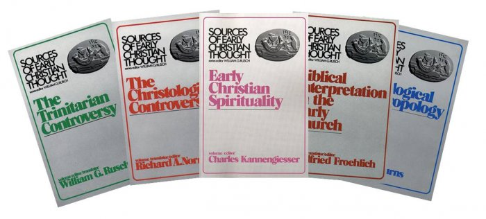 Sources of Early Christian Thought Series (5 Volumes)