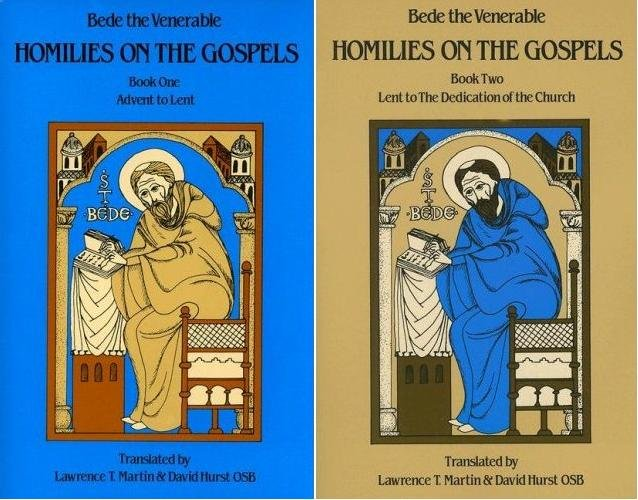 Venerable Bede Homilies on the Gospel - 2 Volumes