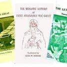 Monastic Letters - 3 volumes
