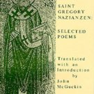 St Gregory Nazianzen: Selected Poems